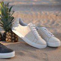 La marque Juch lance des sneakers vegan... réalisées avec des ananas 🍍
