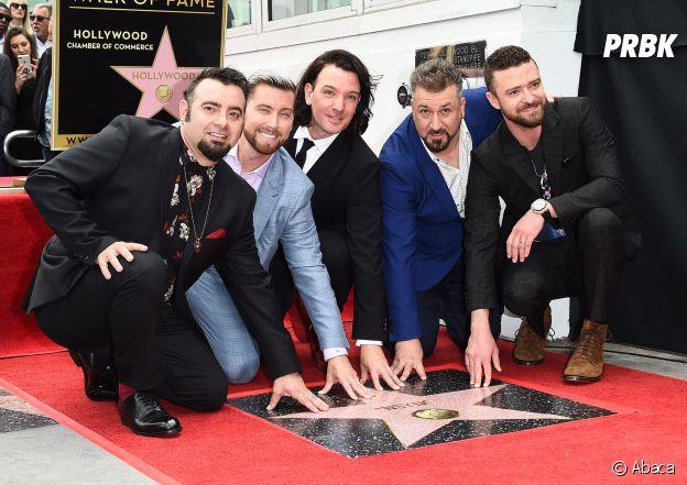 Justin Timberlake, qui a eu son étoile sur le Walk of Fame à Hollywood avec son ex boys band NSYNC, avoue avoir été en couple avec une Spice Girl !