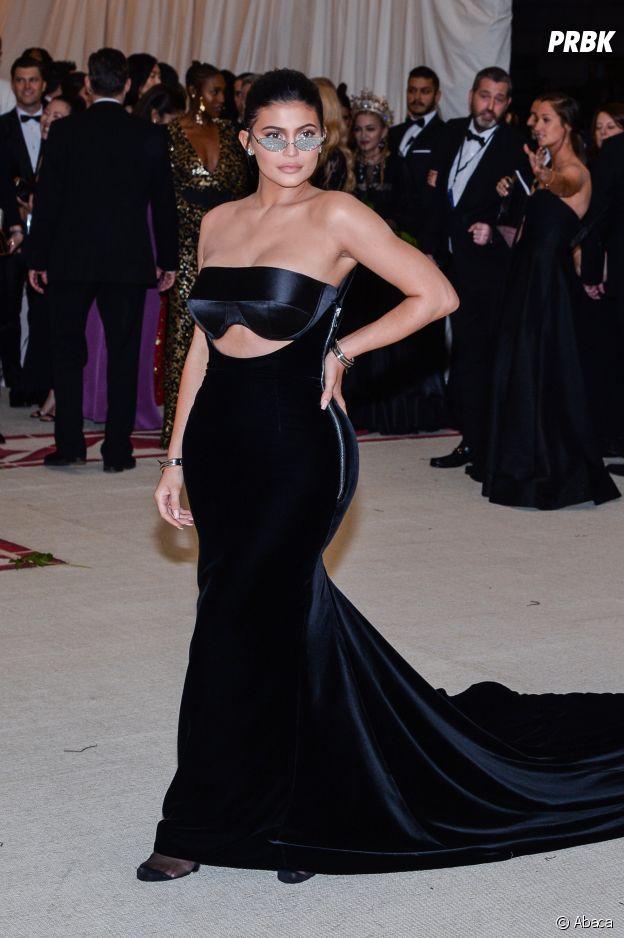 Kylie Jenner au MET Gala 2018 le 7 mai à New York