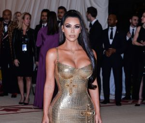 Kim Kardashian au MET Gala 2018 le 7 mai à New York