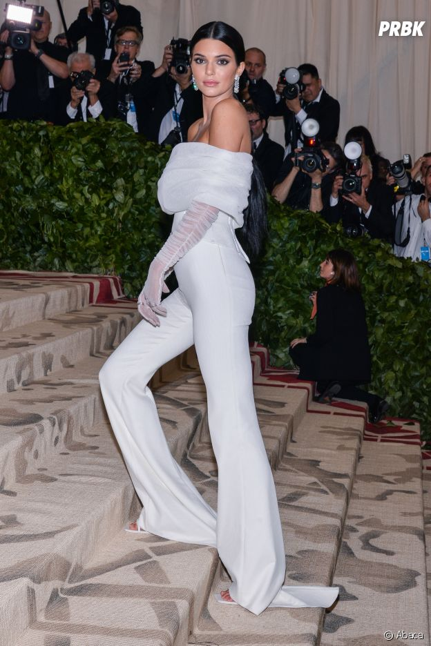 Kendall Jenner au MET Gala 2018 le 7 mai à New York