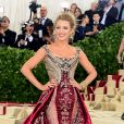 Blake Lively sublime au MET Gala 2018 le 7 mai à New York