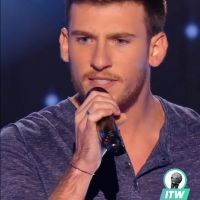 "Casanova (The Voice 7) : ""J'aurais adoré chanter avec Johnny Hallyday"" (Exclu)"