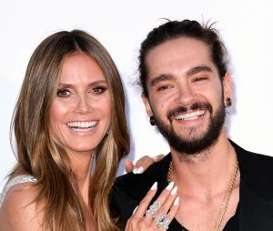 Heidi Klum et Tom Kaulitz (Tokio Hotel) au festival de Cannes : ils officialisent leur couple au gala de l'amfAR !