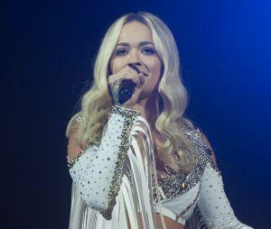Rita Ora en concert à Paris : la popstar a enflammé l'Elysée Montmartre