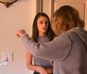 """Sarah Van Elst (Les Anges 10) sur son clash avec Barbara : """"Charles et moi nous avons eu quelques problèmes en off """""""