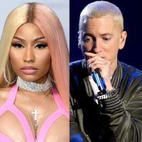 Nicki Minaj et Eminem en couple ? Il dément... mais profite de la blague pour tenter sa chance