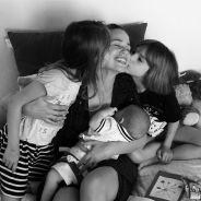 Lucie Lucas (Clem) : son adorable photo avec ses trois enfants pour la Fête des mères