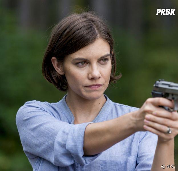 The Walking Dead saison 9 : le retour de Maggie sera limité