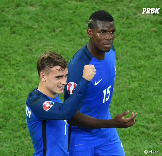 Paul Pogba et Antoine Griezmann : virée entre potes chez la mère de Pogba
