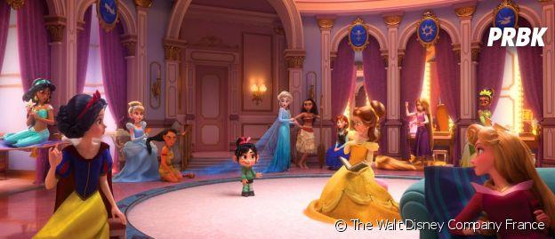 Les Mondes de Ralph 2 : Vanellope rencontre les princesses Disney