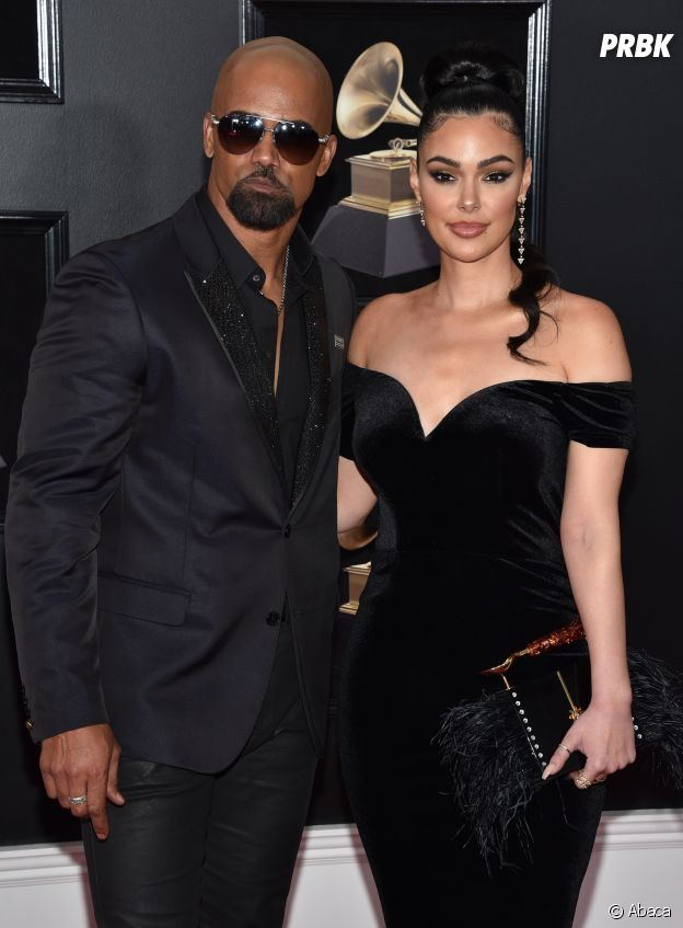 Shemar Moore et Anabelle Acosta officialisent aux Grammy Awards 2018