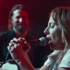 A Star is Born : Lady Gaga et Bradley Cooper chanteurs amoureux dans la bande-annonce
