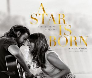 A Star is Born : l'affiche américaine