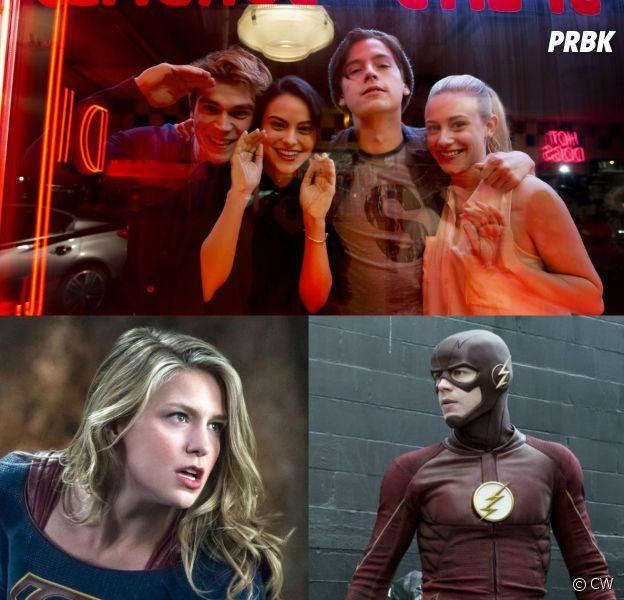 Riverdale saison 3, Supergirl saison 4... les dates de retour déjà annoncées