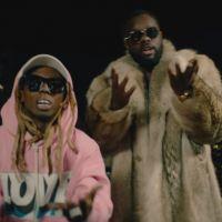 "Clip ""Corazon"" : Maître Gims, Lil Wayne et French Montana en pleine fiesta à Miami"