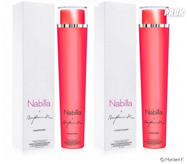 Nabilla Benattia sort sa ligne de shampoings, non mais allô quoi !