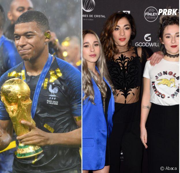 Kylian Mbappé star de la Coupe du monde 2018 : L.E.J dévoile son hymne en son honneur
