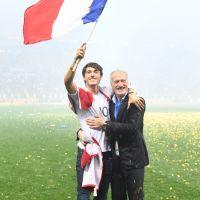 Didier Deschamps : son fils Dylan est un beau gosse et les internautes l'ont bien remarqué ! 😍