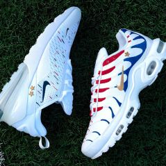 Ces Nike version 1998 - 2018 faites exclusivement pour Kylian Mbappé vont vous rendre jaloux