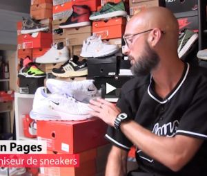 La France Championne du Monde 2018 : interview de Julien Pages, créateur des Nike pour Mbappé