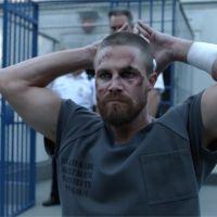 Arrow saison 7 : bagarres en prison et nouveau super-héros dans la bande-annonce