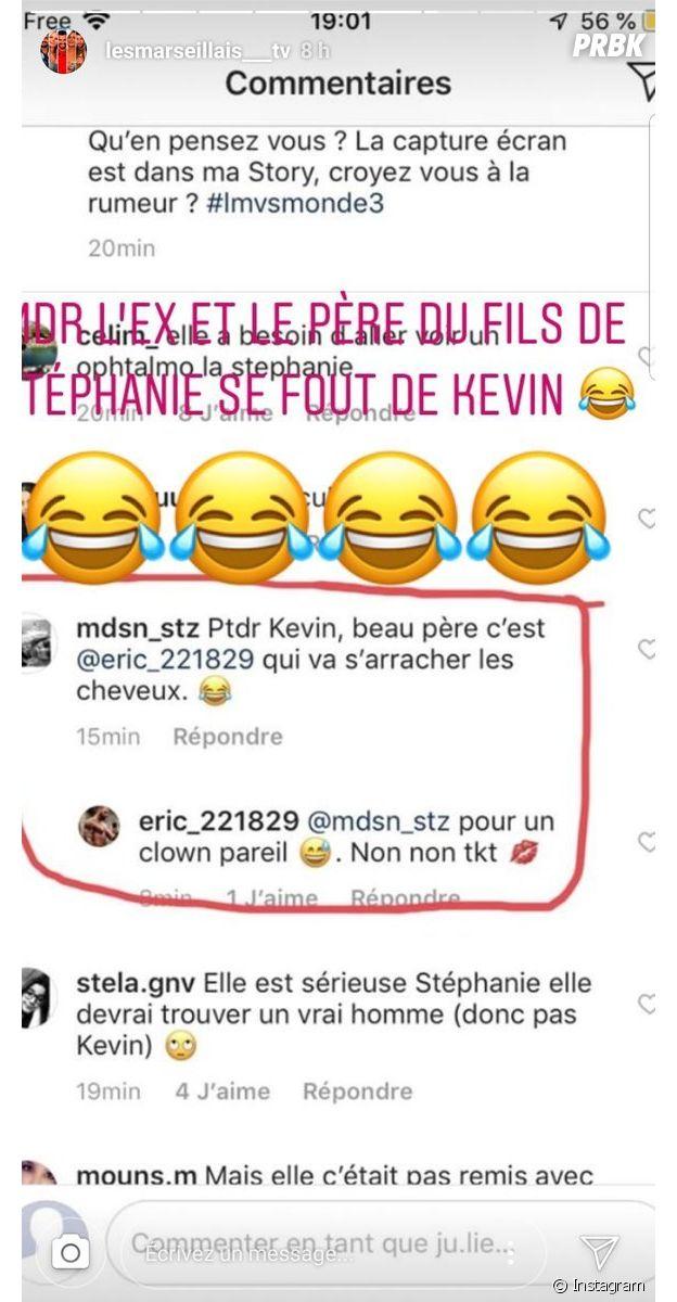 Stéphanie Clerbois : son ex Eric donne son avis sur son supposé couple avec Kevin Guedj