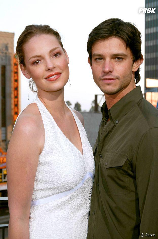 Ces couples formés sur le tournage d'un série : Katherine Heigl et Jason Behr de Roswell