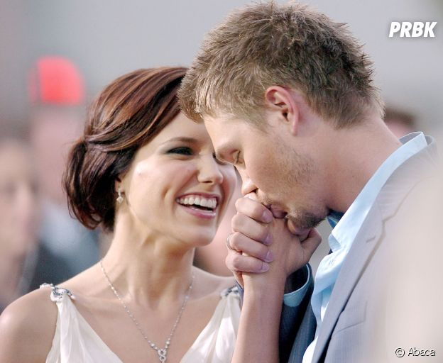 Ces couples formés sur le tournage d'un série : Sophia Bush et Chad Michael Murray des Frères Scott