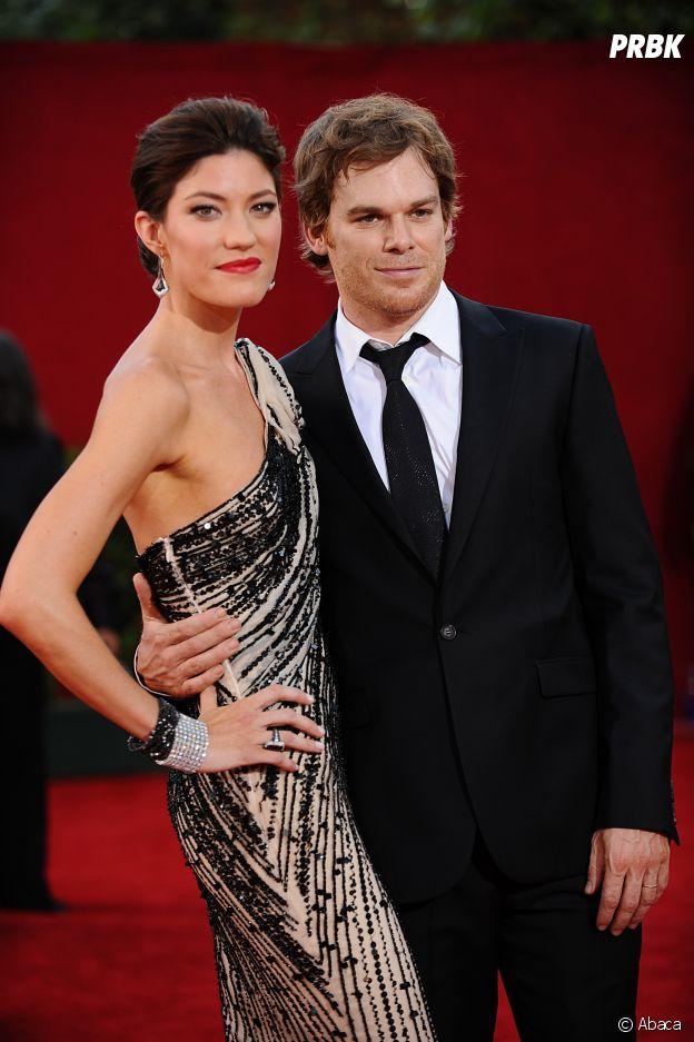 Ces couples formés sur le tournage d'un série : Jennifer Carpenter et Michael C. Hall de Dexter