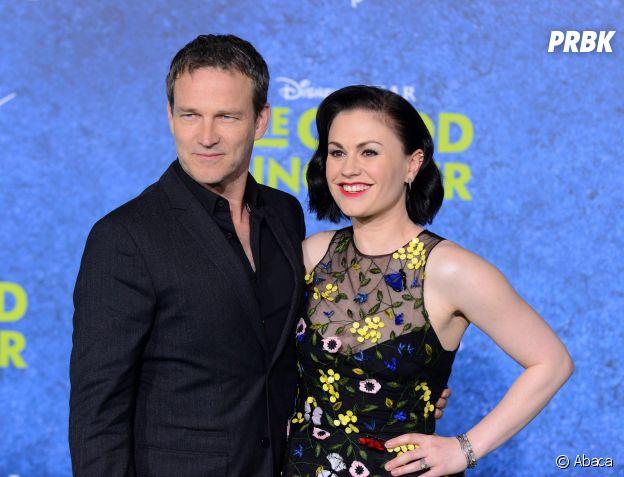 Ces couples formés sur le tournage d'un série : Anna Paquin et Stephen Moyer de True Blood