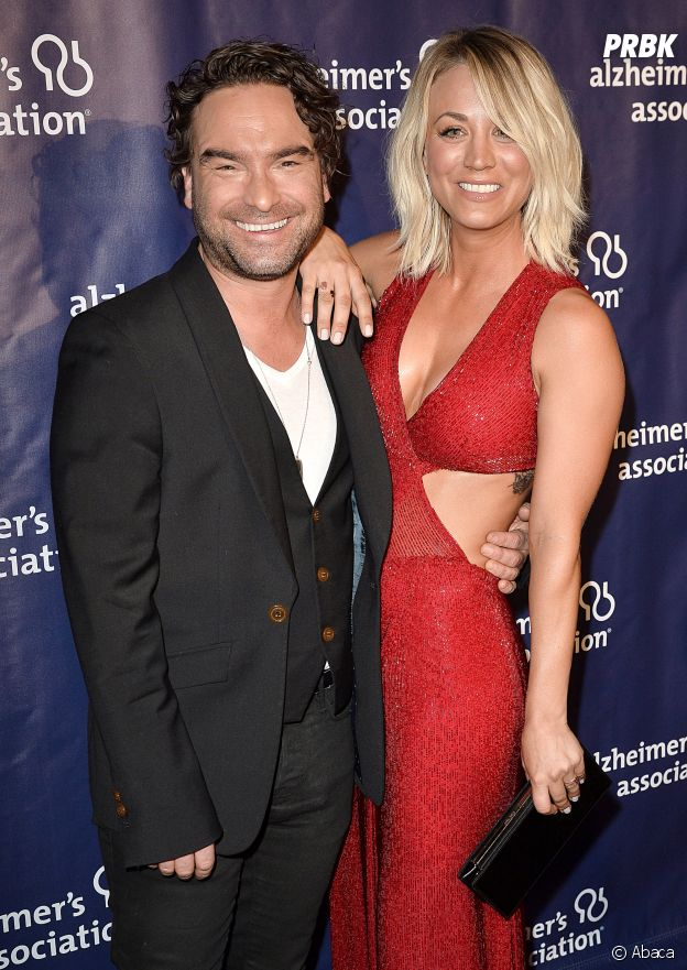 Ces couples formés sur le tournage d'un série : Johnny Galecki et Kaley Cuoco de The Big Bang Theory