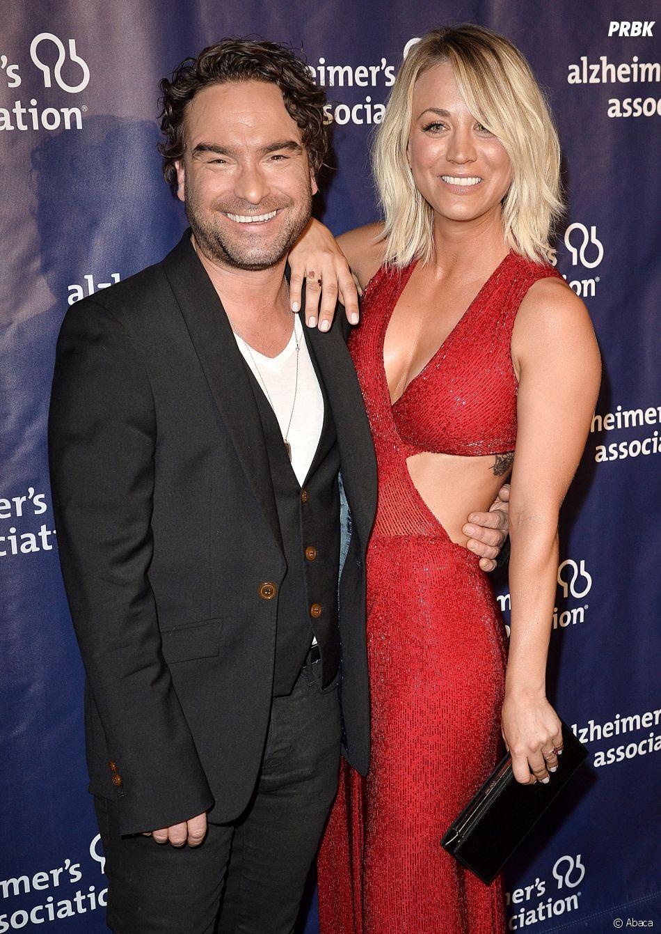 Ces couples formés sur le tournage d'un série : Johnny Galecki et Kaley Cuoco de The Big Bang Theory