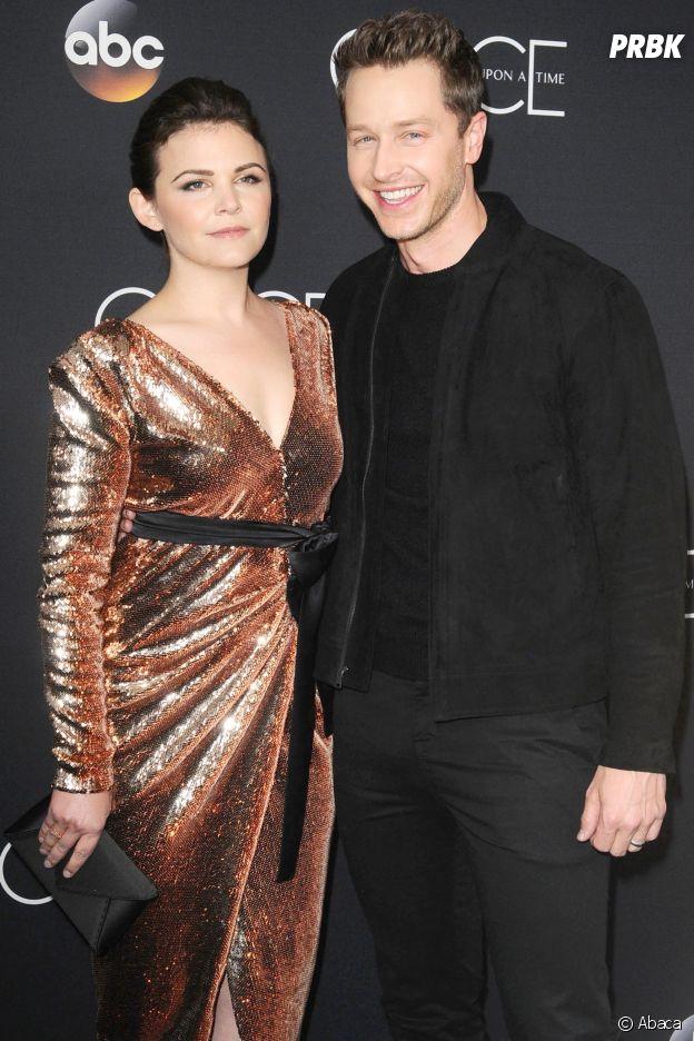 Ces couples formés sur le tournage d'un série : Ginnifer Goodwin et Josh Dallas de Once Upon a Time