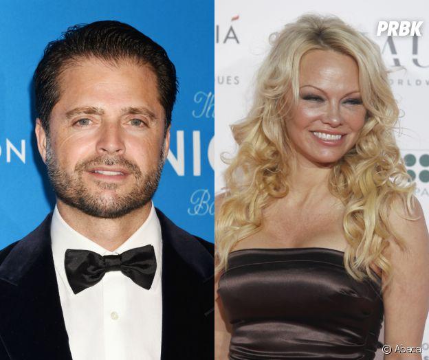 Ces couples formés sur le tournage d'un série : David Charvet et Pamela Anderson de Alerte à Malibu