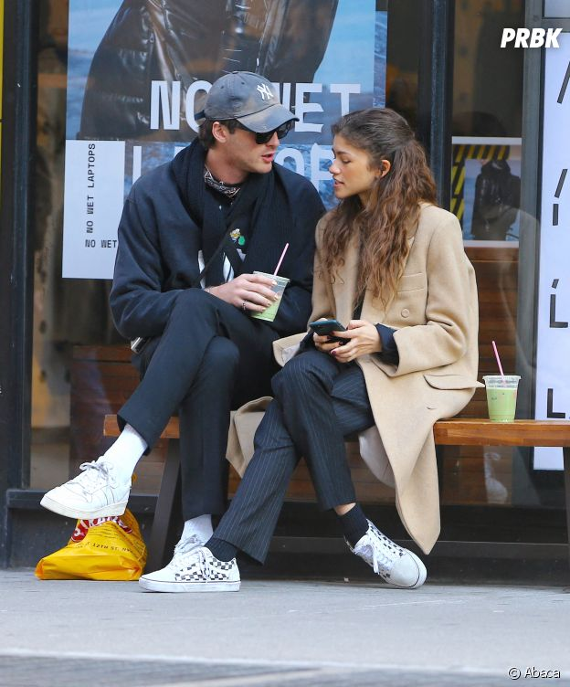 Zendaya (Euphoria) et Jacob Elordi aperçus ensemble à New York