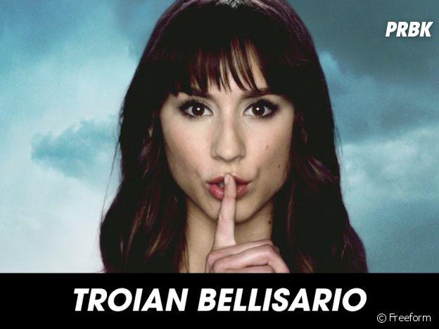 Pretty Little Liars : que devient Troian Bellisario ?