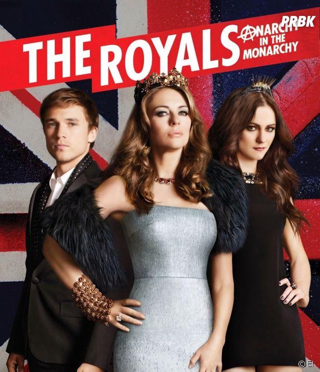 James Lafferty (Les Frères Scott) serait devenu réalisateur de plusieurs épisodes de la série The Royals.