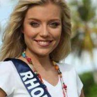 Miss Monde 2010 ... Virginie Dechenaud remplace Malika Ménard