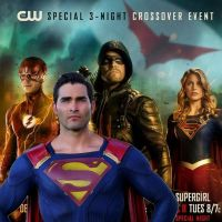 Arrow, The Flash et Supergirl : Superman présent dans le crossover, bientôt un spin-off ?