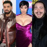 Drake, Cardi B, Post Malone... Spotify dévoile les 20 morceaux les plus écoutés de l'été 2018