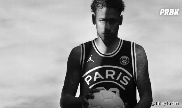 PSG x Jordan : Neymar s'affiche fièrement