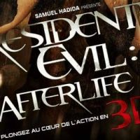 Resident Evil Afterlife ... Le Making Of en vidéo