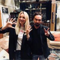 The Big Bang Theory saison 12 : Kaley Cuoco soulagée de la fin de la série pour une drôle de raison