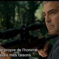 The American ... George Clooney gêné pour jouer les scènes de sexe