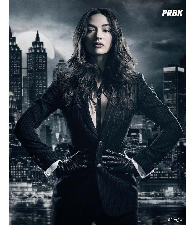 Crystal Reed dans Gotham