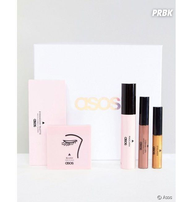 Asos lance des box beauté à moins de 35€.
