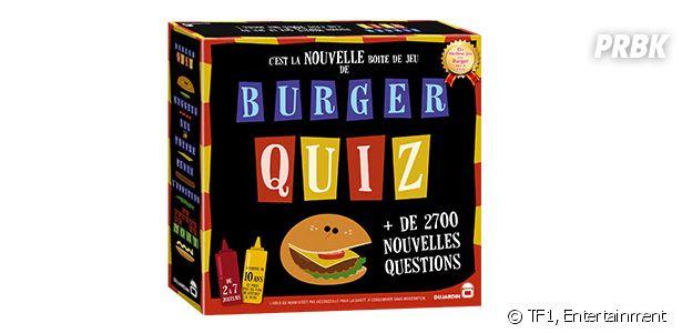 Burger Quiz en version jeu de société : les cartes s'attaquent à Cyril Hanouna et à TPMP.