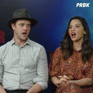 The Predator parodié par les acteurs du film : Boyd Holdbrook et Olivia Munn