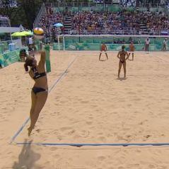 JOJ - Les Russes championnes de beach-volley, les Bleus héroïques au basket : Best of du 17 octobre